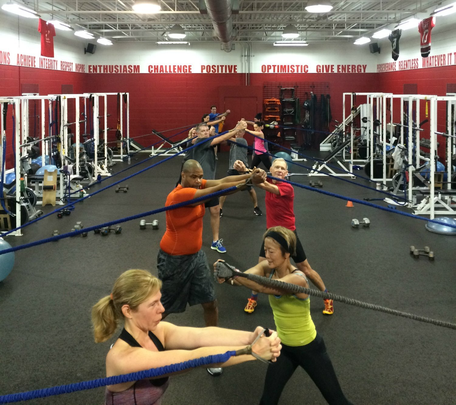 Health, Fitness & Performance for Grown-Ups