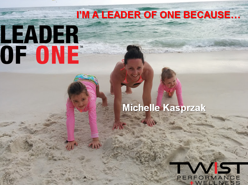 Are You a Leader of ONE?