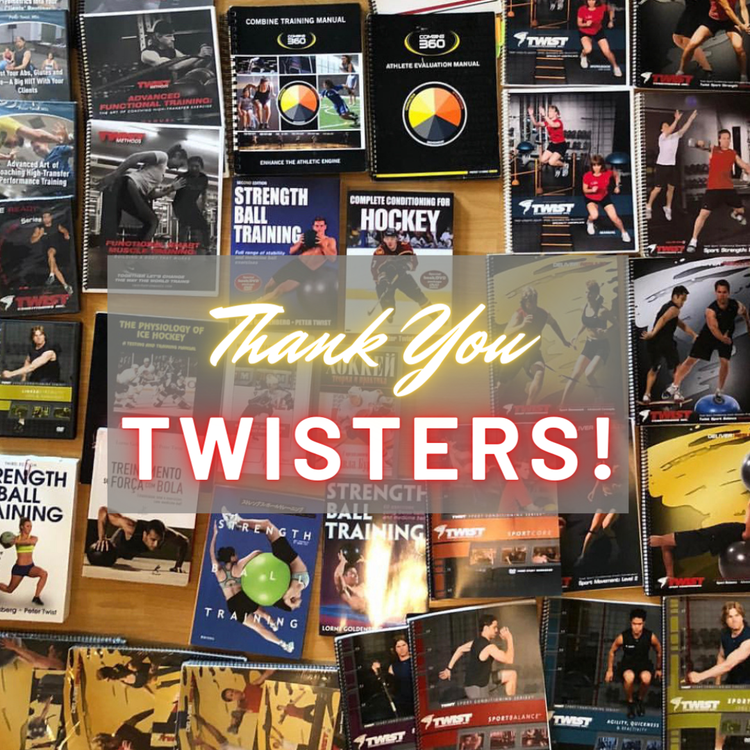 A Letter of Love to Our TWIST Family